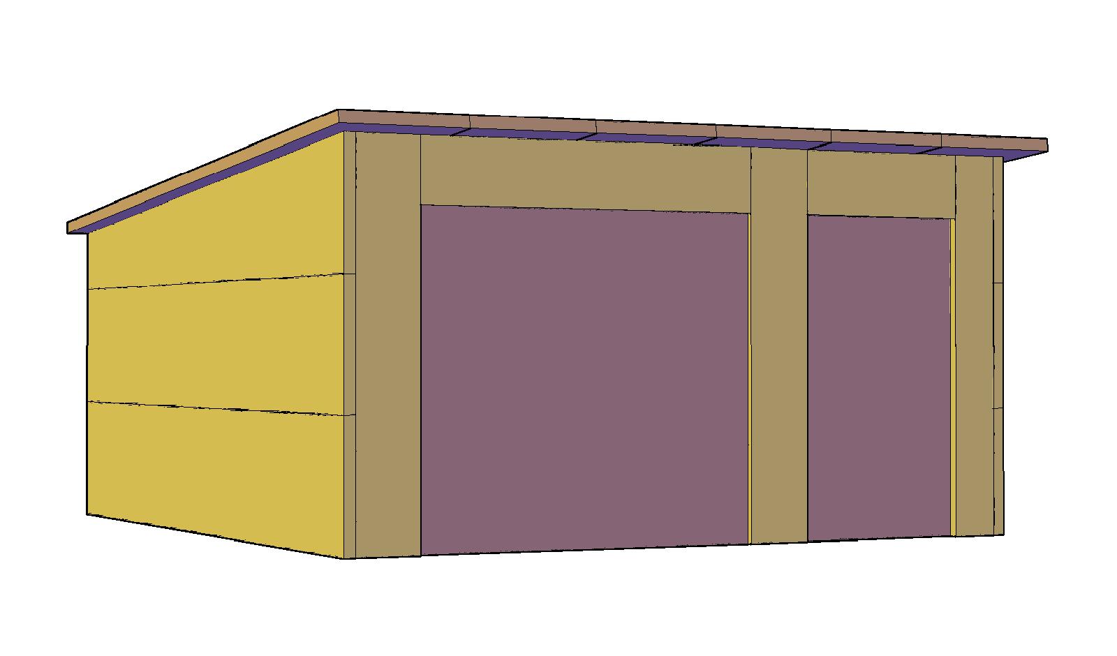 Построить гараж из газосиликатных